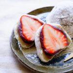 anan連載【旬を味わう♡美人レシピ♪】vol.50「イチゴ大福」