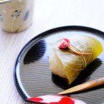 anan連載【旬を味わう♡美人レシピ♪】vol.49「関西風桜餅」