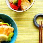 anan連載【旬を味わう♡美人レシピ♪】vol.65「秋鮭の南蛮漬け」