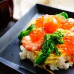 anan連載【旬を味わう♡美人レシピ♪】vol.108「ちらし寿司」