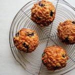 食べチョク連載【食べチョク&more】【ジャムでもOK】栄養素豊富で見た目も可愛い「ブルーベリーマフィン」